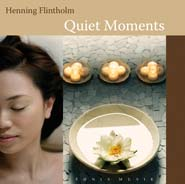 CD cover til Quiet Moments