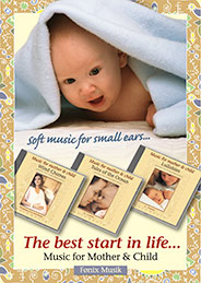 Plakat Music Mother and Child